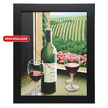 Personalized Wine Country Print - Grand