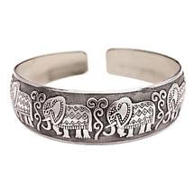 Elephant Parade Cuff Bracelet