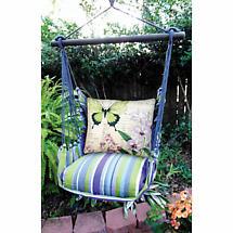 Kiwi Butterfly Swing Chair Set
