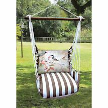 Chickadee Chic  Swing Chair Set