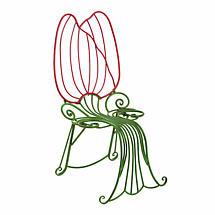 Tulip Garden Chair