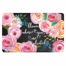 Bloom Where You Are Comfort Mat