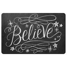 Believe Accent Mat