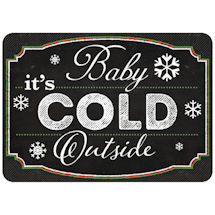 Blackboard Cold Out Color Mat