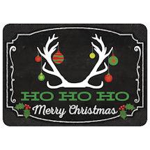Deer Ornament Mat