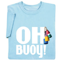 All Ashore Lounge Set - Oh Buoy! T-Shirt