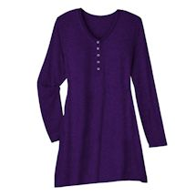 Ultra-Soft Lounge Wear - Tunic
