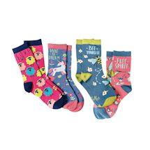 Tip-Toes Socks