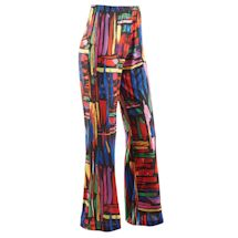 Colors Collide Travel Pant
