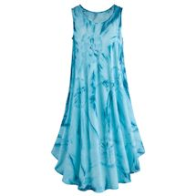 Tie-Dye Tide Pool Sundress