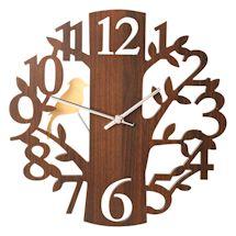 Woodpecker Motion Clock