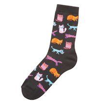Frisky Kitty Socks
