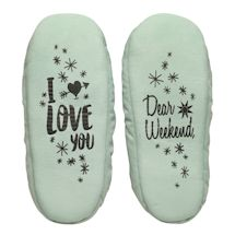 Dear Weekend Slippers