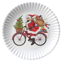 Santa's Special Delivery Plate