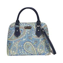 Tapestry Paisley Covertible Bag