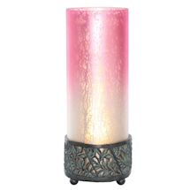 Ombre Mercury Glass Accent Lamp