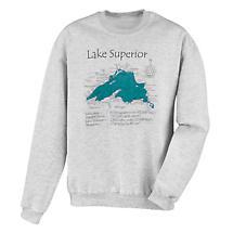 Personalized Lake Sweatshirt